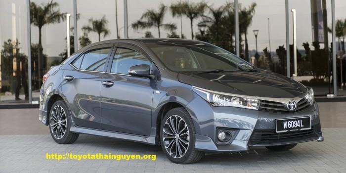 Toyota Atis 2015
