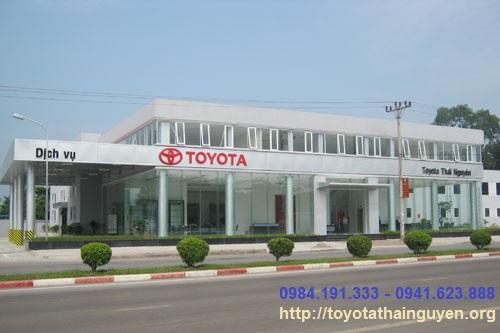 công ty toyota thai nguyen